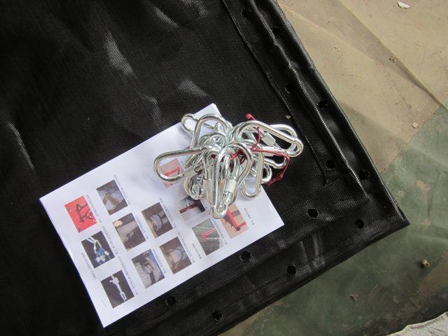 2012鋼架手動蹦極廠家直銷 5