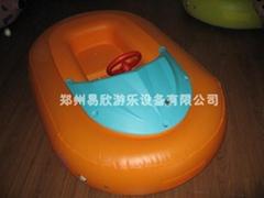 水上儿童电瓶碰碰船