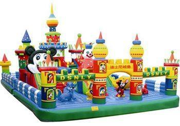 98平方儿童充氣城堡 1