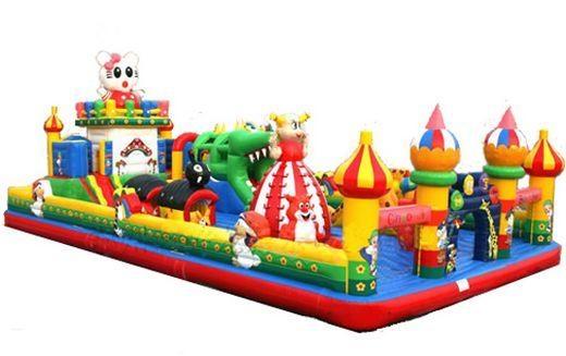 98平方儿童充氣城堡 2