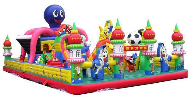 98平方儿童充氣城堡 4