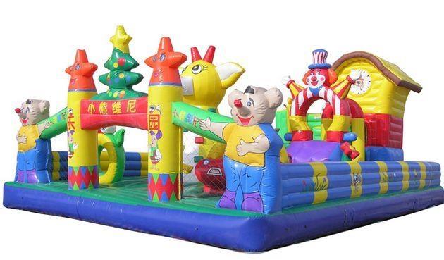 98平方儿童充氣城堡 5
