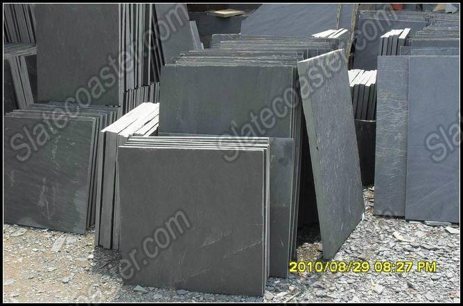 黑色板岩平板文化石平板 1