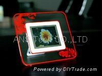 2.4 inch printing digital photo frame