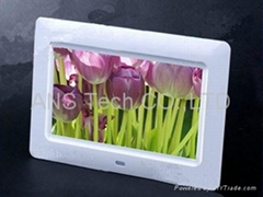7 Inch High Definition Digital Photo Frame