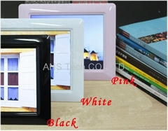 8 inch Digital Frame With Built-in Battery  800x600 High Resolution