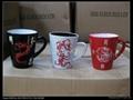 Ceramic mug with Chinese dragon 1