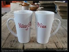 stoneware beer mug