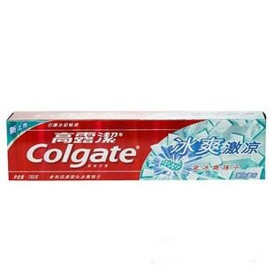 高露洁牙膏批发 4