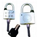 ISO9001型号电力表箱专用锁 4