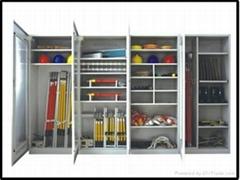 智能大华电器安全工器具柜