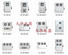 SMC电力表箱、PC电表箱