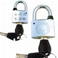 优质梅花镀铬锁、感应合金锁、子母锁· 2