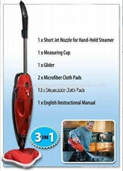3 in 1 steam mop