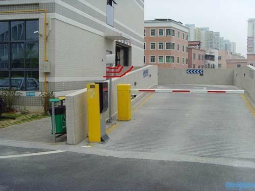 廈門全華停車場自動管理收費系統 2