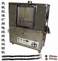 煤礦電線電纜燃燒試驗機