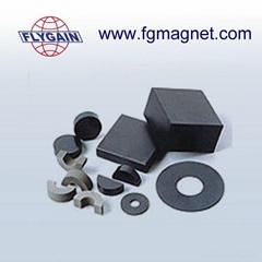 Rare earth ndfeb magnets powered