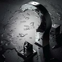 3 Hole Basin Mixer(Faucet)