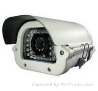 70米护罩型红外防水摄像机
