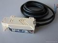 Biduk, Fiber optic sensor and amplifier