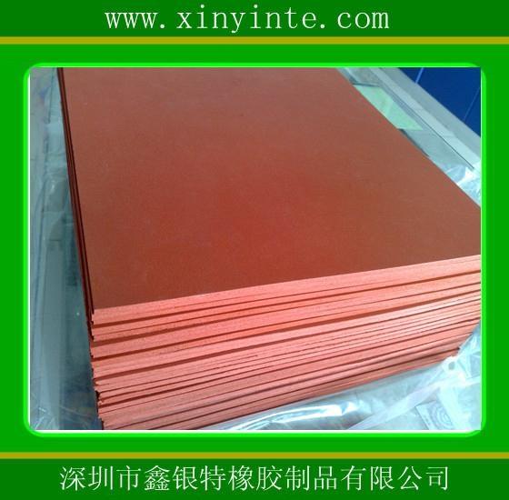 供應硅膠發泡海綿板 1