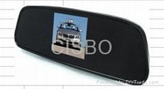 3.5inch Mirror Car LCD Monitor