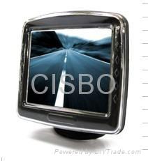 3.5 inch Mirror Car LCD Monitor