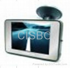 3.5 inch Car LCD Monitor