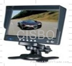 7 inch car rearview LCD Monitor