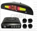Small crescent LED Parking Sensor