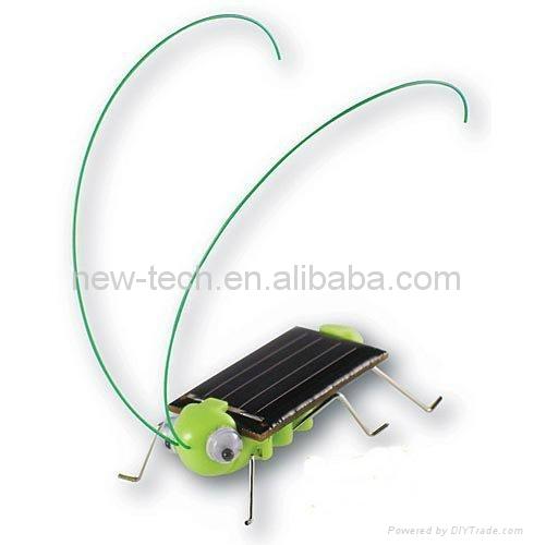太陽能玩具 1