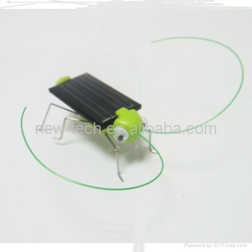 太陽能玩具 4