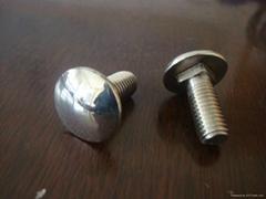 不锈钢异型螺丝