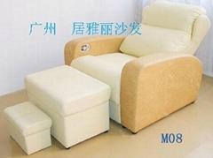 广州沐足沙发居雅丽沐足沙发M08
