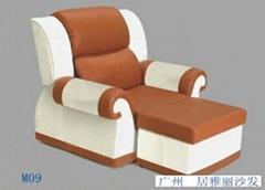 广州居雅丽沐足沙发订做-M09