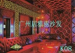 花都 订做KTV沙发 K08