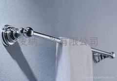 單層毛巾杆架