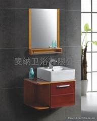 高档橡木浴室柜