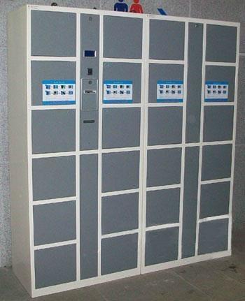 24Doors Stores Bar Code Locker 1