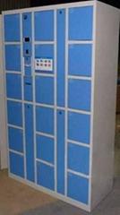 18Doors Bar Code Locker