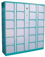 24Bar Code locker