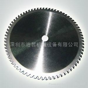 PCB厂开料机专用金刚石裁板刀 1