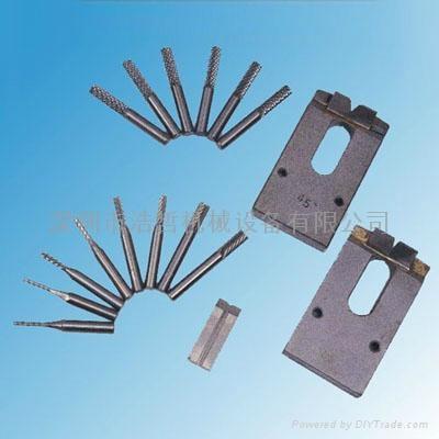 PCB厂开料机专用金刚石裁板刀 5