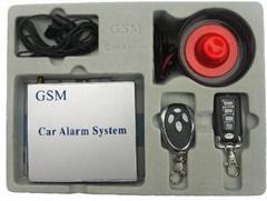 GSM汽車防盜器