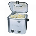 Stainless steel deep fryer XJ-8K121
