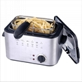 Stainless Steel Deep Fryer XJ-6K116