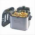 Detachable Stainless Steel Deep Fryer
