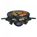 Digital Rotating Electric Grill XJ-8K113