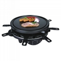 Round Rotating Barbecue Grill XJ-8K113BO 1