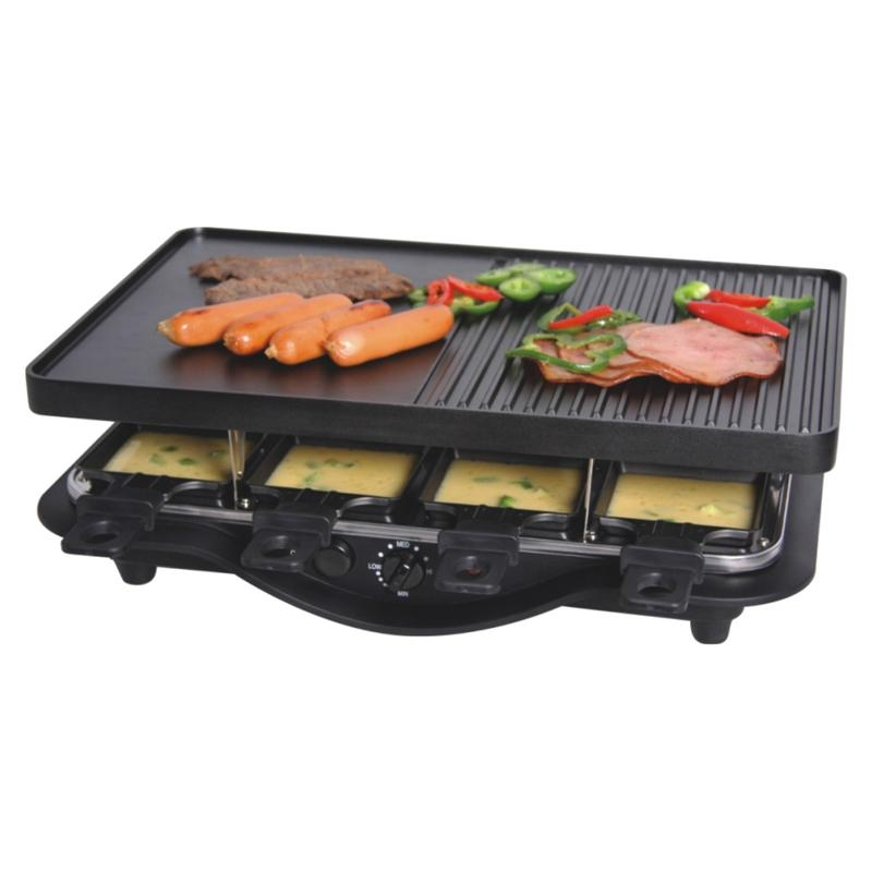 Electric bbq grill XJ-09380 (steel plate) (China ...